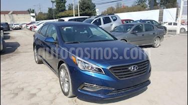 Foto venta Auto Seminuevo Hyundai Sonata GLS (2016) color Azul precio $240,000