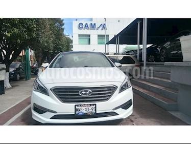 Foto venta Auto Seminuevo Hyundai Sonata Limited AT (2015) color Blanco precio $252,900