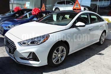 Foto venta Auto usado Hyundai Sonata Limited NAV. (2018) color Blanco precio $437,100