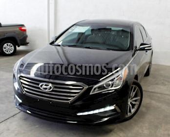 Foto venta Auto usado Hyundai Sonata Limited NAV. (2015) color Negro precio $235,000