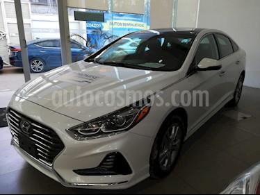 Foto venta Auto Seminuevo Hyundai Sonata Limited NAV. (2018) color Blanco precio $400,000