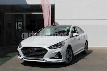 Foto Hyundai Sonata Limited NAV. usado (2018) color Blanco precio $385,000
