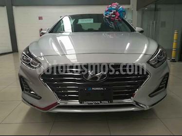Foto venta Auto usado Hyundai Sonata Limited NAVI (2018) color Plata precio $437,100
