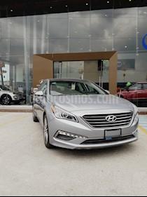 Foto venta Auto usado Hyundai Sonata Limited NAVI (2016) color Gris precio $270,000