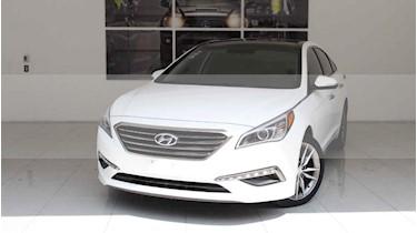 Foto venta Auto usado Hyundai Sonata Limited NAVI (2016) color Blanco precio $260,000