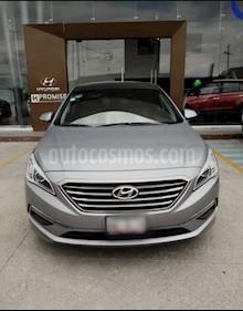 Foto venta Auto usado Hyundai Sonata Limited NAVI (2016) color Gris precio $290,000