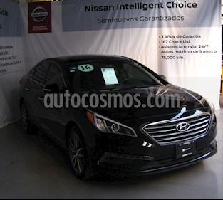 Foto venta Auto usado Hyundai Sonata Limited NAVI (2016) color Negro precio $230,000