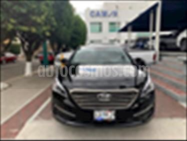 Foto venta Auto usado Hyundai Sonata Limited (2015) color Negro precio $249,900