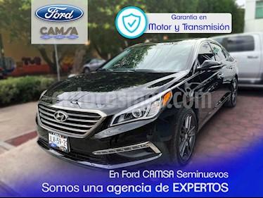 Foto venta Auto usado Hyundai Sonata Limited (2015) color Negro precio $236,900