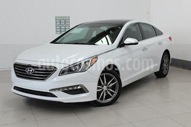 Foto venta Auto usado Hyundai Sonata Limited (2017) color Blanco precio $326,000