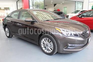 Foto venta Auto Seminuevo Hyundai Sonata Limited (2015) color Marron precio $245,000