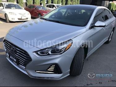 Foto venta Auto usado Hyundai Sonata Limited (2018) color Plata precio $355,000