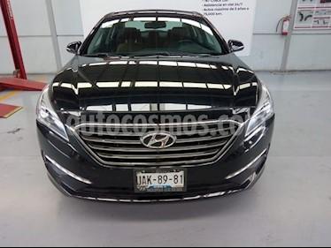 Foto venta Auto usado Hyundai Sonata Limited (2016) color Negro precio $259,000