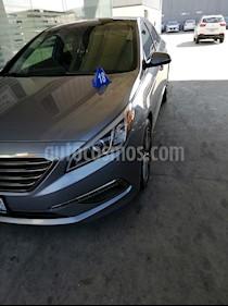 Foto Hyundai Sonata Limited NAVI usado (2016) color Gris precio $245,000