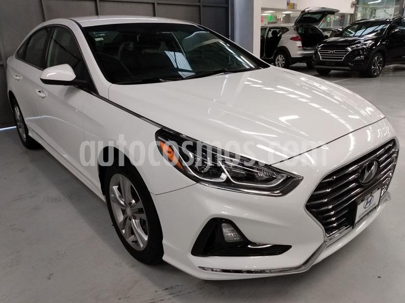 Hyundai Sonata GLS usado (2018) color Blanco precio $279,900