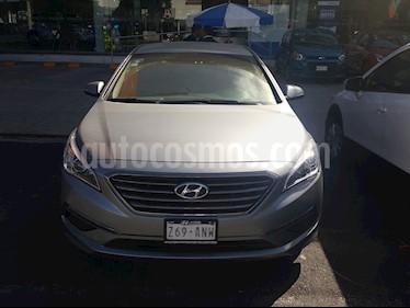 Foto Hyundai Sonata Premium usado (2017) color Gris precio $258,000