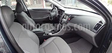 Hyundai Sonata Limited usado (2011) color Azul precio $138,000