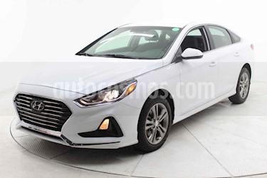 Hyundai Sonata 5p GLS L4/2.0 Aut usado (2018) color Blanco precio $299,000