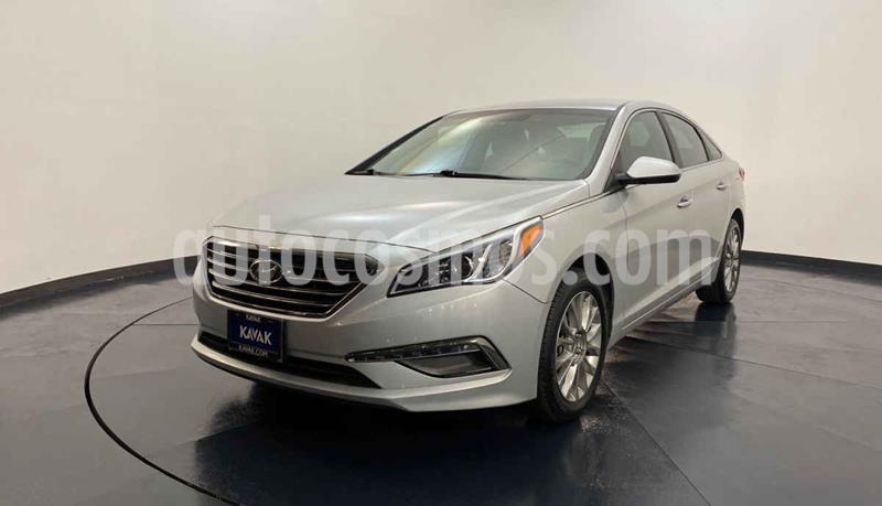 Hyundai Sonata GLS usado (2015) color Plata precio $224,999