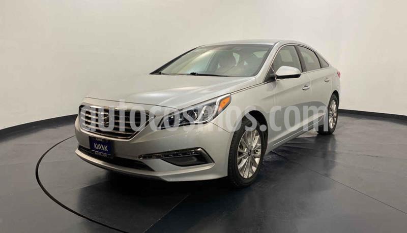 Hyundai Sonata GLS usado (2015) color Gris precio $204,999