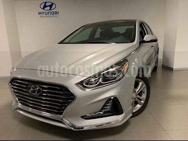 Hyundai Sonata 5p Limited L4/2.0 Aut Nave usado (2018) color Plata precio $422,000