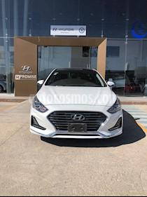 Hyundai Sonata Limited NAVI usado (2018) color Blanco precio $330,000