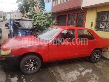 Hyundai Sonata 2.0L GL usado (1992) color Rojo precio u$s2,000