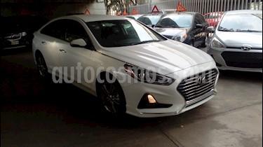 Foto venta Auto usado Hyundai Sonata Premium (2018) color Blanco precio $359,000