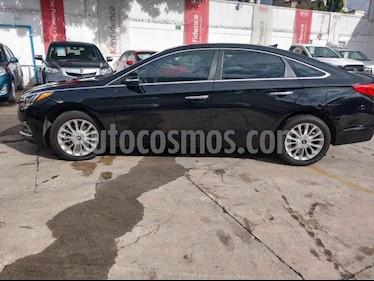 Foto venta Auto usado Hyundai Sonata Premium (2015) color Negro precio $219,000