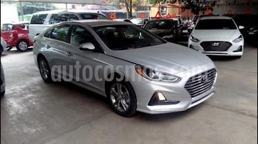 Foto venta Auto usado Hyundai Sonata Premium (2018) color Plata precio $359,000