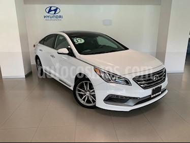Foto venta Auto usado Hyundai Sonata Sport 2.0T (2018) color Blanco precio $310,000