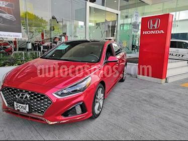 Foto venta Auto usado Hyundai Sonata Sport 2.0T (2018) color Rojo Vivo precio $444,900