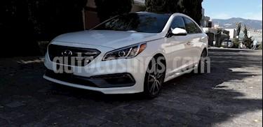 Foto venta Auto Seminuevo Hyundai Sonata Sport 2.0T (2016) color Blanco precio $285,000