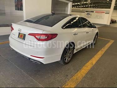 Foto venta Auto usado Hyundai Sonata Sport 2.0T (2017) color Blanco precio $299,000