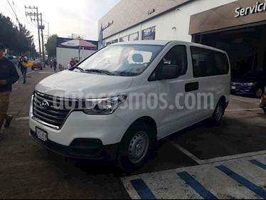 Foto venta Auto usado Hyundai Starex 12 Pasajeros (2019) color Blanco precio $381,000