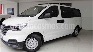 Foto venta Auto usado Hyundai Starex 12 Pasajeros (2019) color Blanco precio $360,000
