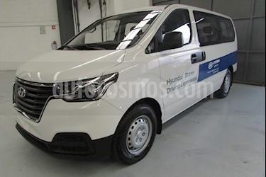 Foto venta Auto usado Hyundai Starex 5 pts manual 12P (2019) color Blanco precio $407,000