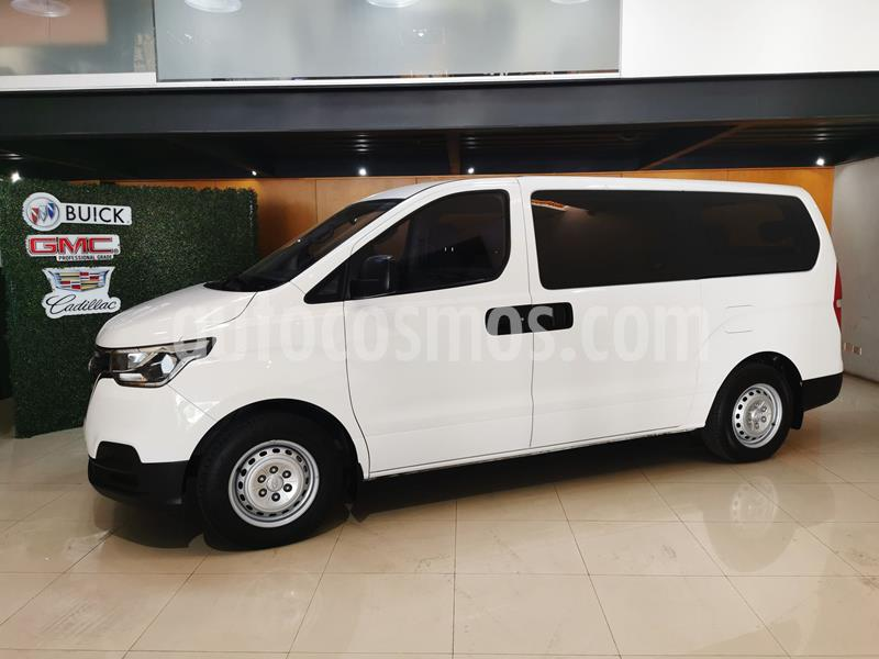 Hyundai Starex 12 Pasajeros usado (2019) color Blanco precio $369,000