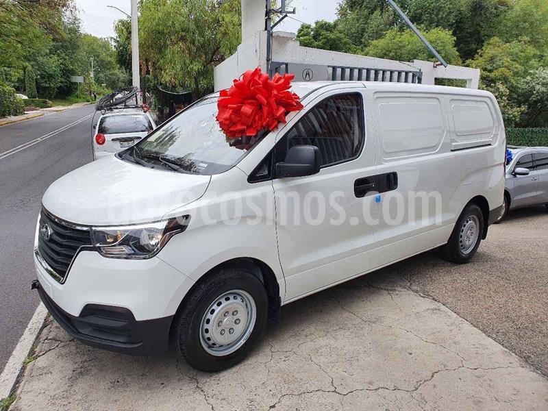 Hyundai Starex Cargo Van usado (2020) color Blanco precio $419,000