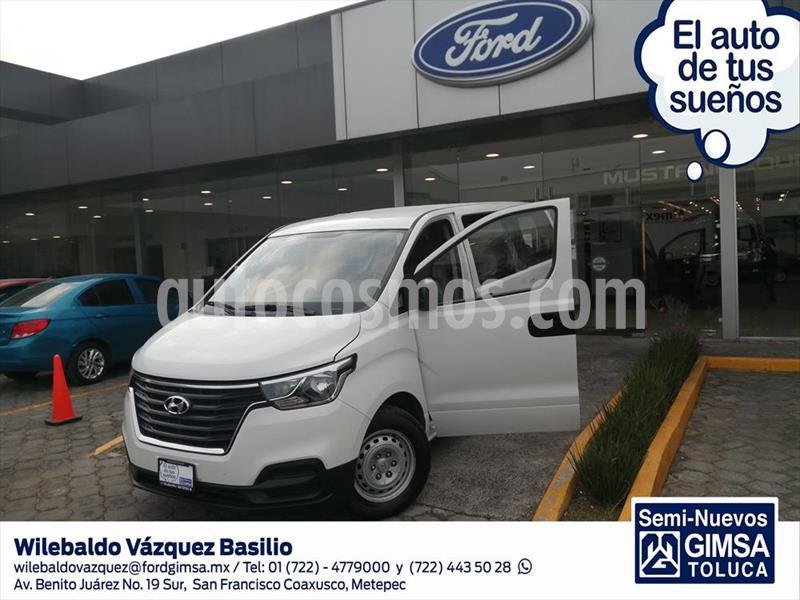 Hyundai Starex 12 Pasajeros usado (2019) color Blanco precio $348,000