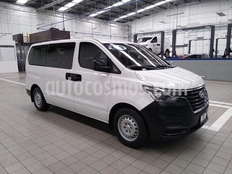 Hyundai Starex 12 Pasajeros usado (2019) color Blanco precio $380,000