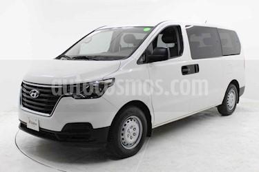 Hyundai Starex 12 Pasajeros usado (2019) color Blanco precio $389,000