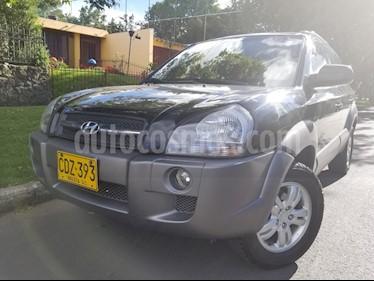 Foto venta Carro Usado Hyundai Tucson 2.0 4x4 (2008) color Negro precio $28.900.000