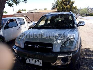 Foto venta Auto usado Hyundai Tucson  2.0 CRDi 4x4 Premium  (2006) color Gris precio $5.600.000