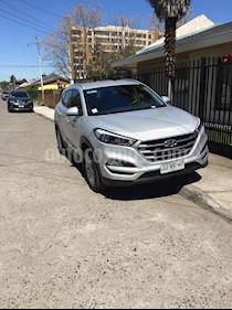 Foto venta Auto usado Hyundai Tucson  2.0 CRDi Advance Aut (2017) color Gris precio $14.800.000
