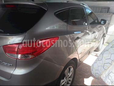 Hyundai Tucson  2.0 GL 4x2 Aut usado (2013) color Gris precio $7.900.000