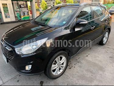 Hyundai Tucson  2.0 GL 4x2 Aut usado (2014) color Negro precio $9.800.000