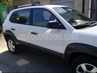 Hyundai Tucson  2.0 GL 4x2 usado (2007) color Blanco precio $4.950.000