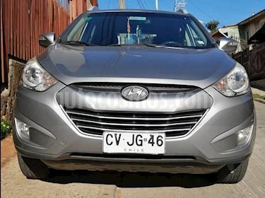 Hyundai Tucson  2.0 GL 4x2 usado (2011) color Plata precio $6.290.000