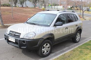 Hyundai Tucson  2.0 GL 4x2 usado (2007) color Plata precio $5.200.000
